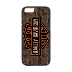 iPhone 6 Plus 5.5 Inch Cell Phone Case Black Harley Davidson Tktcn
