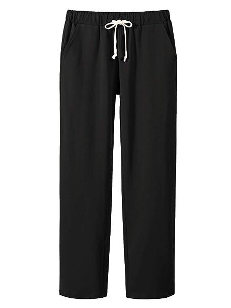 Amazon.com: Pantalones de yoga para mujer con cintura ...