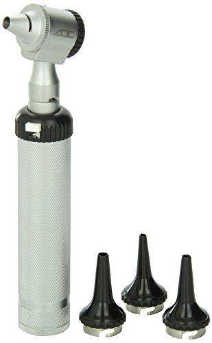 2.5v Diagnostic Otoscope - ADC Otoscope, 2.5V, Soft Case, Proscope 5211