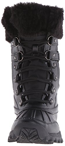 U.S. Polo Assn.(Women's) Women's Yvonne Fashion Boot Black tmYfF