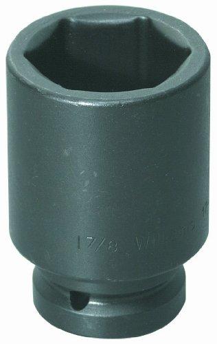 Williams 17-6128 Deep 6 Point Impact Socket,