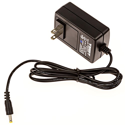 Ac Power Adapter Cord for GPX Bd707b Ip908b Pd701w Pd711b Pd