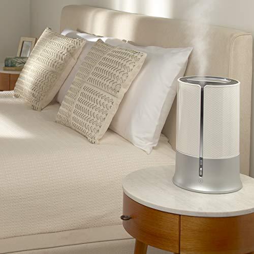 Honeywell Designer Cool Mist Humidifier, White