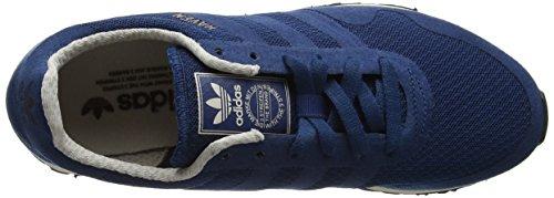adidas Unisex-Erwachsene Haven Sneaker Blau (Blue Night/blue Night/core Black)