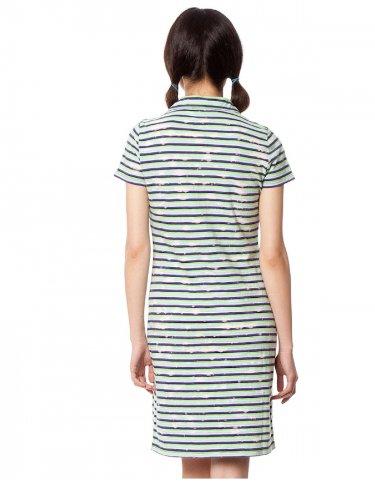 Custo Vestido Ayumu Multicolor