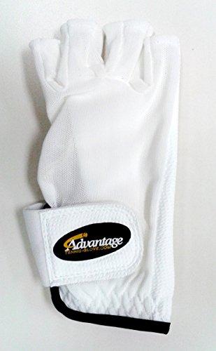 Advantage Tennis Glove Half Finger Right Mens - XL