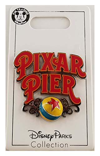 Disney Pin - DCA - Pixar Pier - Ball