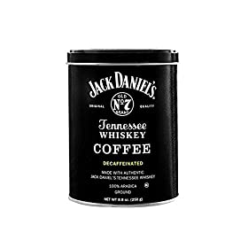 Jack Daniel's Tennessee Whiskey Ground Coffe...