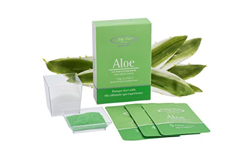 Jelly Pedi 5 Step Aloe Vera Spa Pedicure Box