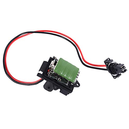 Heater Fan Blower Motor Resistor Regulator:
