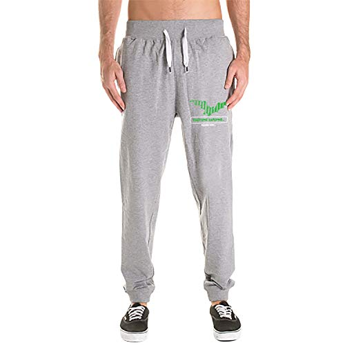KATONGHUJHJH Mens Sweatpants - Casual Gym Workout Halloween