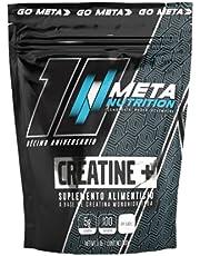 Creatina Meta Nutrition Monohidratada Creatine + 500 Gr *100 Porciones* con Scoop incluido