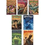 img - for J.k. Rowling Harry Potter Set (Books 1-7)-no Box- May Be Paperback or Hardcover. by Scholastic Press book / textbook / text book