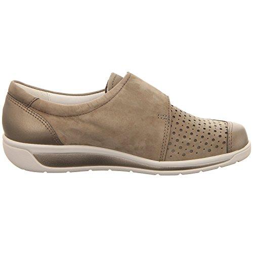 ara 12-36341-07 - Zapatos de cordones para mujer gris gun/grigio Weite H GUN,GRIGIO