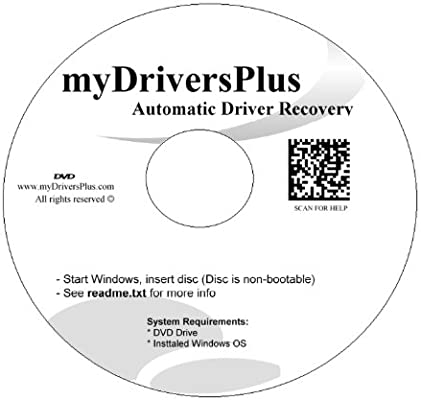 Windows Driver Recovery Restore for Windows 10, 7, 8, Vista, XP for  Desktops Laptops Dell HP Toshiba Gateway Acer Asus Sony