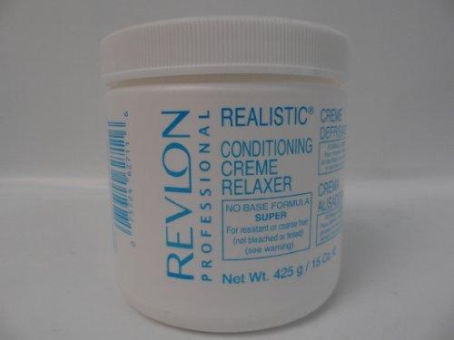 Relaxer / Glättungscreme Revlon Professional Conditioning Creme Relaxer Super