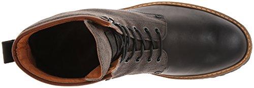 1883 Di Wolverine Mens Tomas Plain Toe Fashion Sneaker Nero