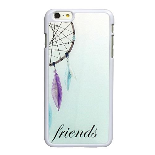 Best Friends 1 iPhone 6 6S plus 5,5 Zoll-Handy-Fall hülle weiß J0J5HXHOPB
