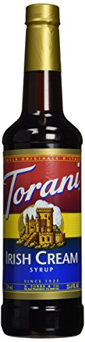 Torani Irish Cream Syrup, 25.4 Ounce