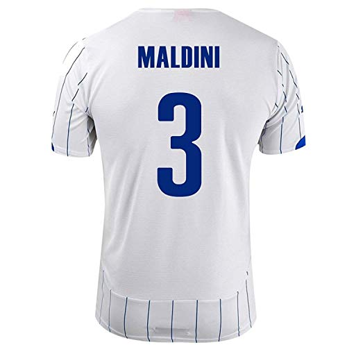 香り未来変色するPUMA MALDINI #3 ITALY AWAY JERSEY WORLD CUP 2014/サッカーユニフォーム イタリア アウェイ用 ワールドカップ2014 背番号3 マルディーニ