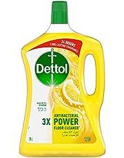 ديتول منظف متعدد الاستخدامات ، برائحة الليمون ، حجم 3 لتر