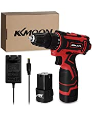 Anself 18V Multifunctional Electric Cordless Drill High-power Battery Wireless Rechargeable Hand Drills Brush Motor Home DIY Electric Power Tools