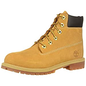 Timberland Kids 6″ Premium Waterproof Boots for Toddlers
