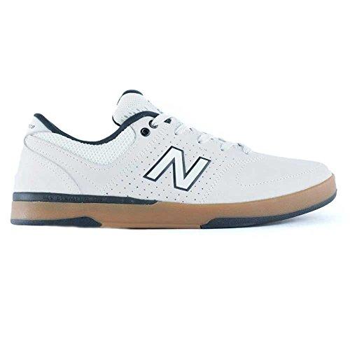 New Balance Numeric, Scarpe da Skateboard uomo bianco White