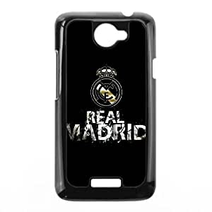 HTC One X Cell Phone Case Black Real Madrid ENR Cell Phone Case Active Plastic