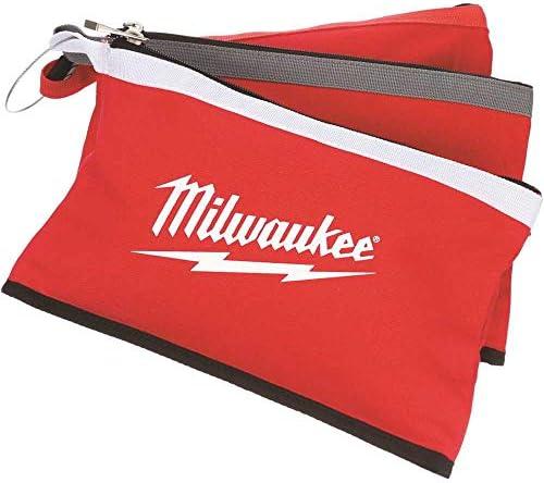 Milwaukee 48-22-8193 12 in. Zipper Tool Bag in Multi-Color