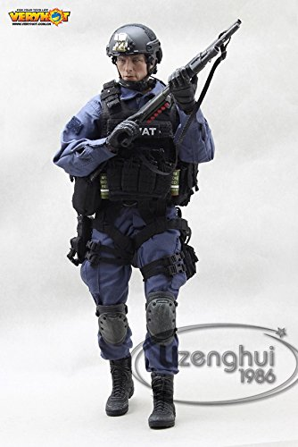 VeryHot VH US Special Weapons And Tactics SWAT 2.0 Set 1/6 1026