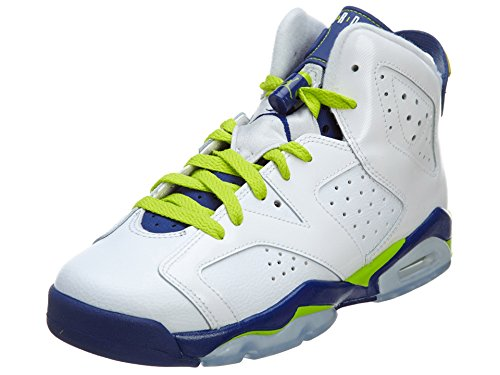 Air Jordan 6 Retro (Gs) Big Kids Style: 543390-108 Size: 6.5 by NIKE