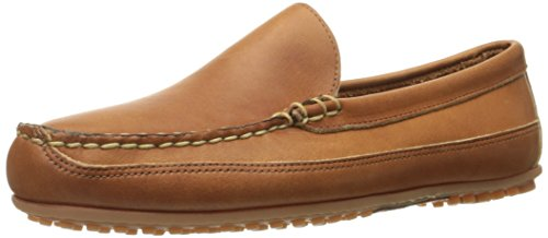 - Allen Edmonds Men's Interstate 90 Slip-On Loafer, Teak Fargo, 10 D US
