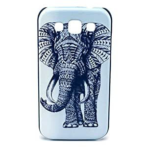 PEACH The Elephant Pattern Hard Case for Samsung Galaxy Win I8552