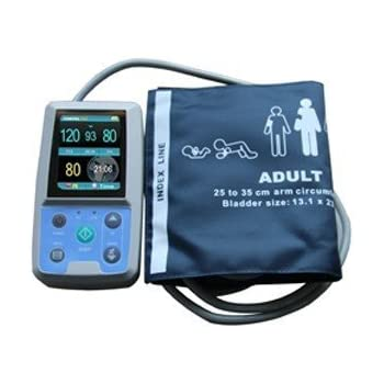 Amazon.com: Meditech ABPM-05 Set 24 Hour ABP Monitor With ...