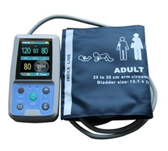 ABPM-50 ambulatory blood pressure monitor with BLUETOOTH wireless - Holter Monitoring