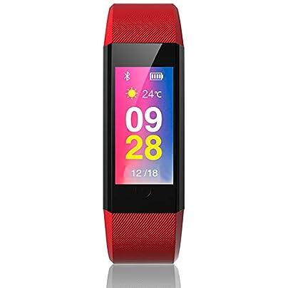 GOPG FKING Smart Wristband Heart Rate Blood Pressure Bracelet Sports Watch Waterproof Multi-function Elderly Men And Women Color Screen Bracelet Estimated Price £32.45 -