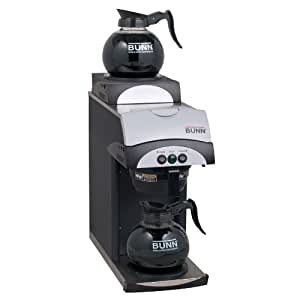 Amazon.com: BUNN 392 Gourmet Pourover Coffee Brewer with Two Warmers: Drip Coffeemakers: Kitchen ...