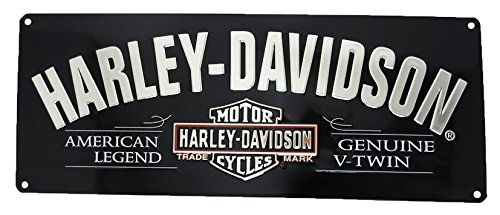 Harley-Davidson V-Twin Tin Sign 2010681 for sale  Delivered anywhere in USA
