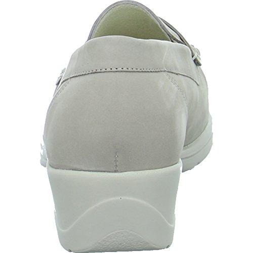 Waldläufer Dames Beige Herta Mocassin Air Pantoufle Semelle Cappucino Exchangeable (beige) (cappucino)
