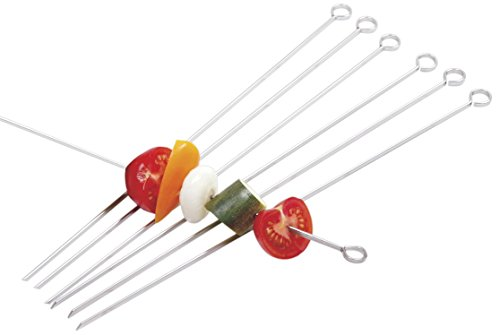 Norpro 1934 Stainless Steel 14-Inch Skewers
