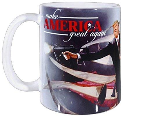 Donald Trump - Make America Great Again - Raptor 11oz Coffee Mug/Cup