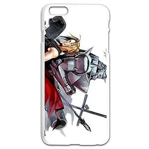 Fullmetal Alchemist Brotherhood Friendly Packaging Case Cover For IPhone 6 Plus (5.5 Inch) - Fashion Cover wangjiang maoyi