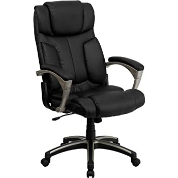 Amazon Com Flash Furniture High Back Folding Black