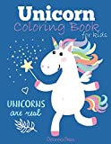 Unicorn Coloring Book for Kids: Magical Unicorn Coloring Book for Girls, Boys, and Anyone Who Loves Unicorns (Unicorns Coloring Books)