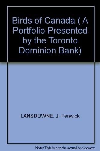 birds-of-canada-a-portfolio-presented-by-the-toronto-dominion-bank