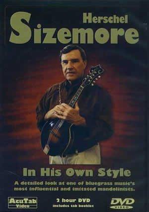 Herschel Sizemore - In His Own Style [DVD]: Amazon.es: Ron ...