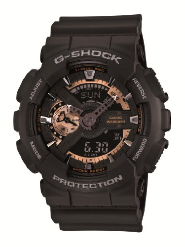 CASIO Shock watch GA 110RG 1 Limited
