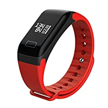 TR.OD Smart bracelet Blood Pressure Monitor Heart Rate Smart Watch Waterproof For Sports and Fashion Health Tracker
