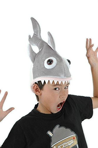 [Man Eater Hat] (Nurse Shark Costume)